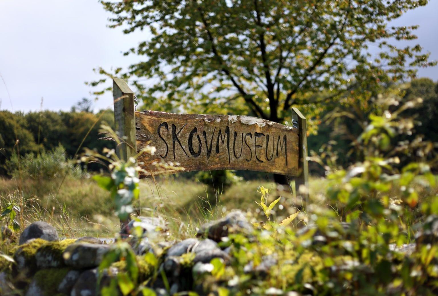 Vester Palsgaard Skovmuseum
