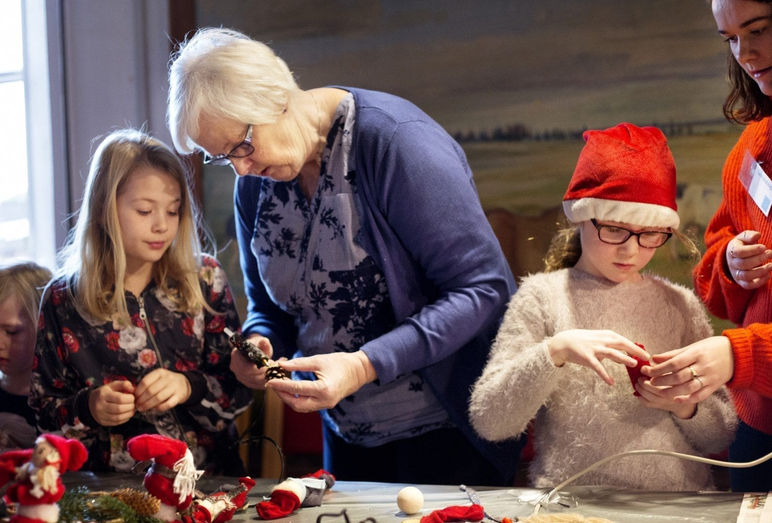 Jul på Museum Midtjylland