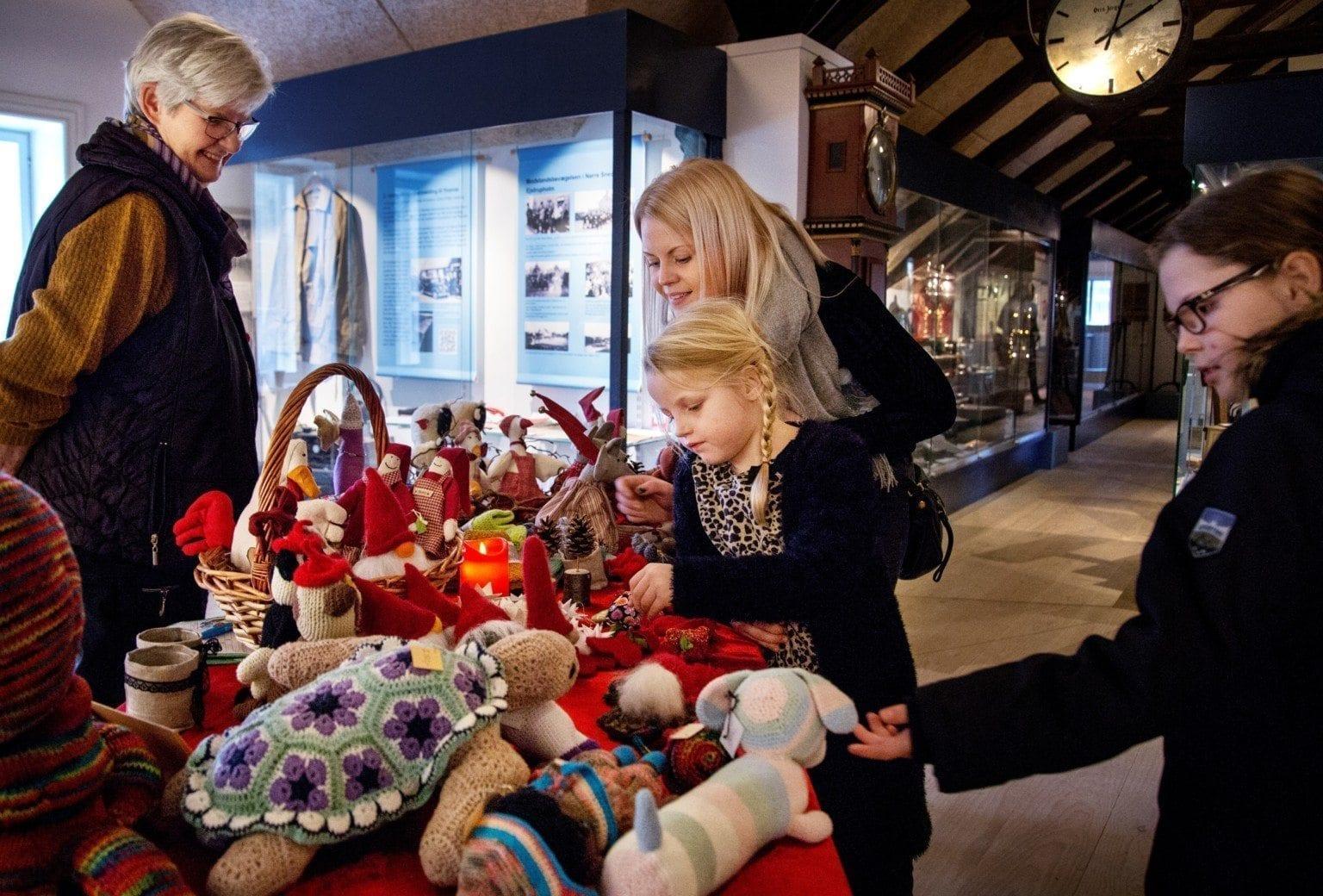 Jul på Vester Palsgaard Skovmuseum