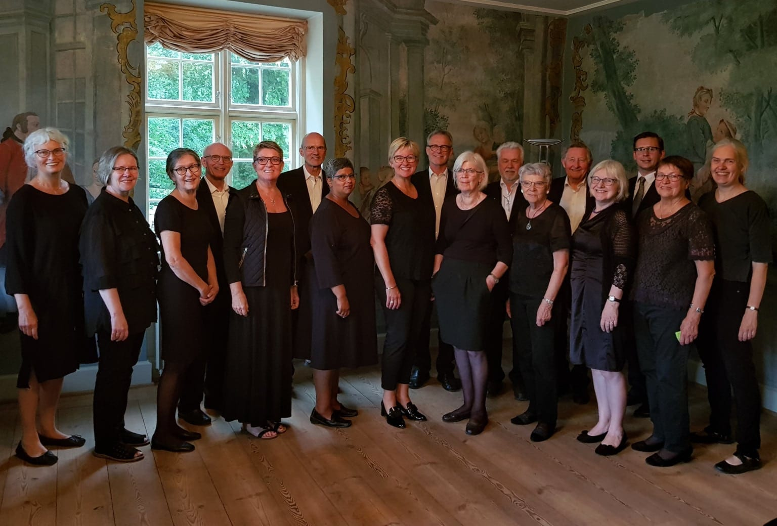 Julekoncert på Herningsholm Museum med Herning Korforening