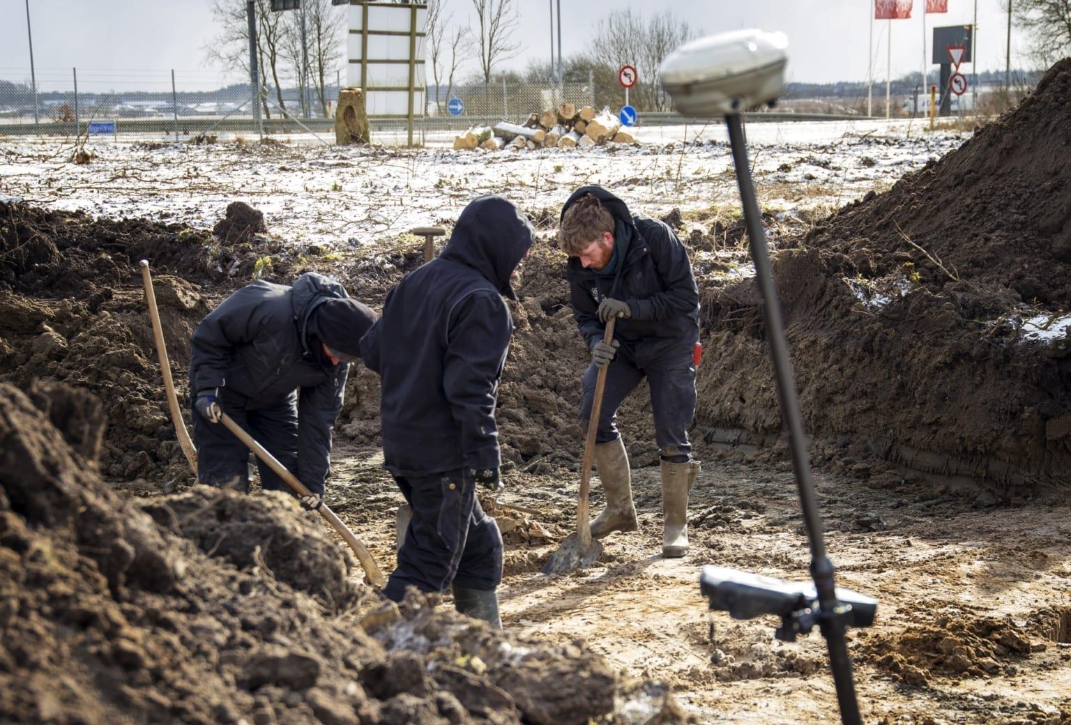 Foredrag om arkæologernes år 2018 på Museum Midtjylland