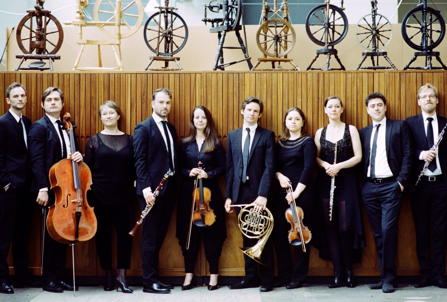 Familiekoncert med Ensembl Midtvest på Herningsholm Museum