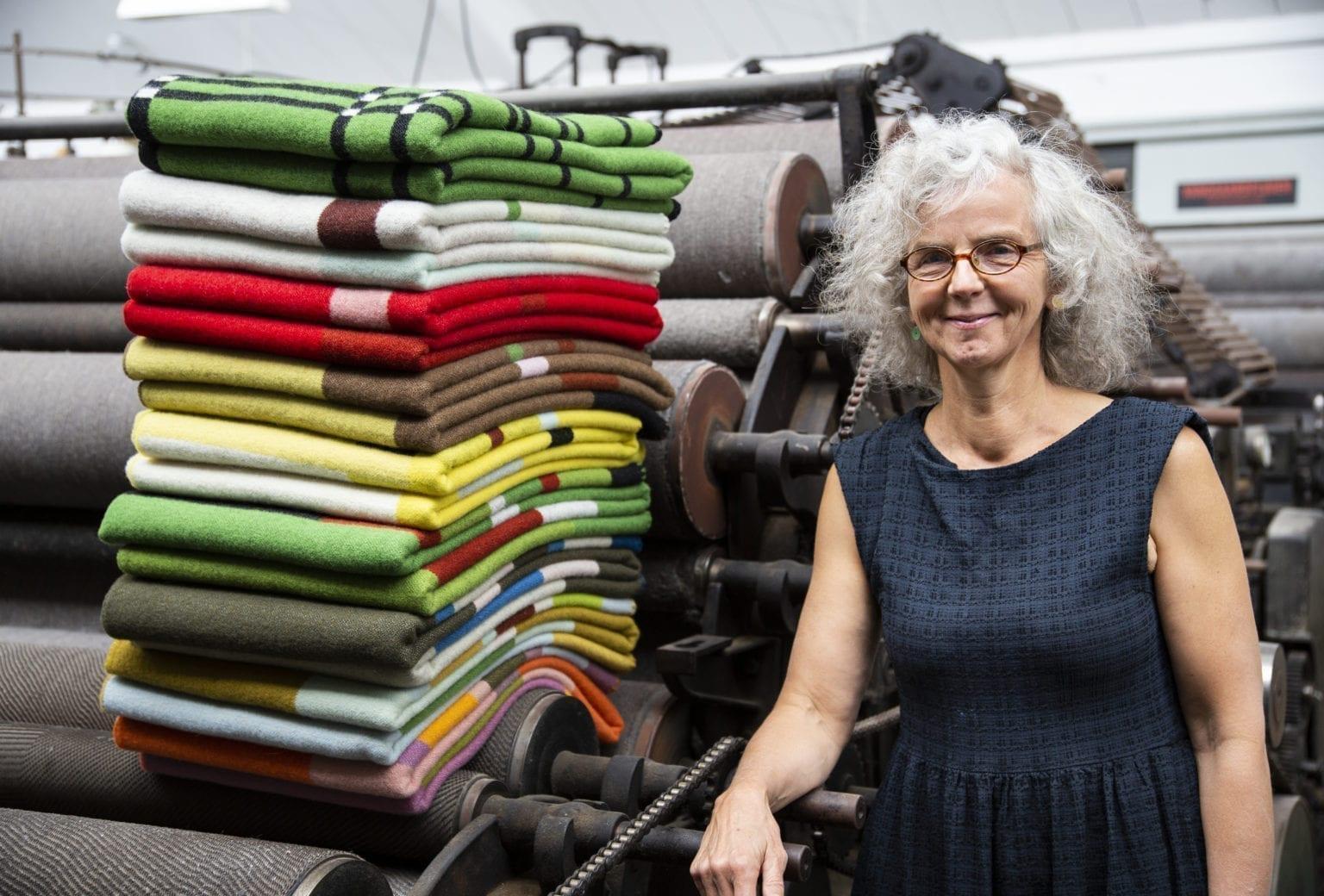Foredrag med Anne Mette Larsen på Tekstilmuseet