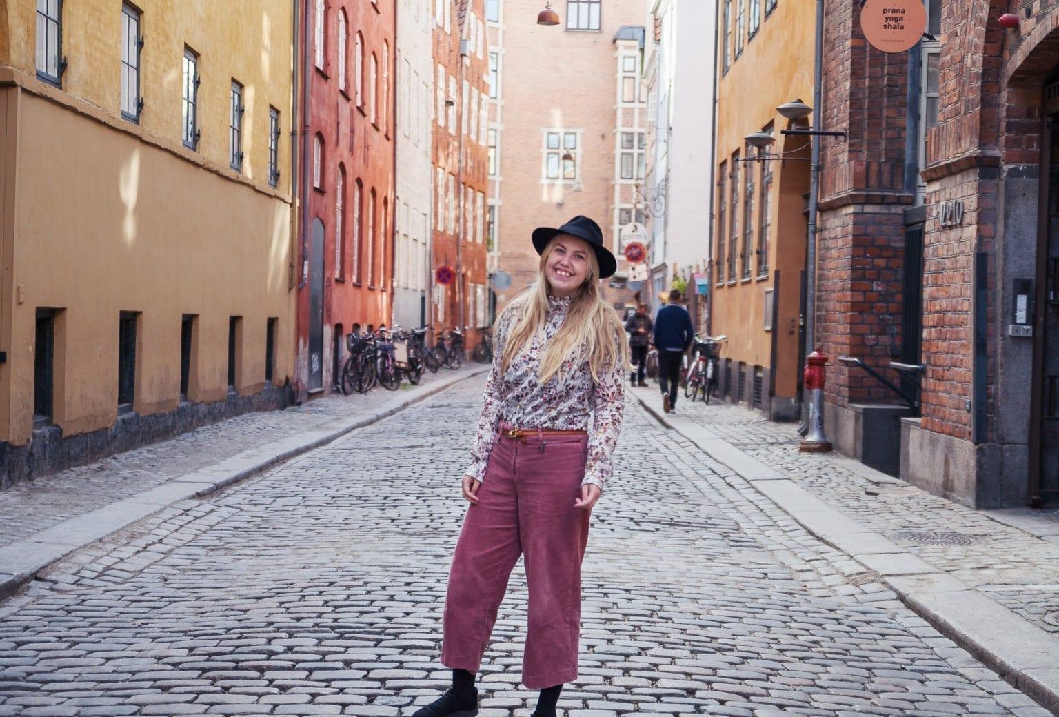 Bæredygtig mode med Johanne Steenstrup på Tekstilmuseet Herning
