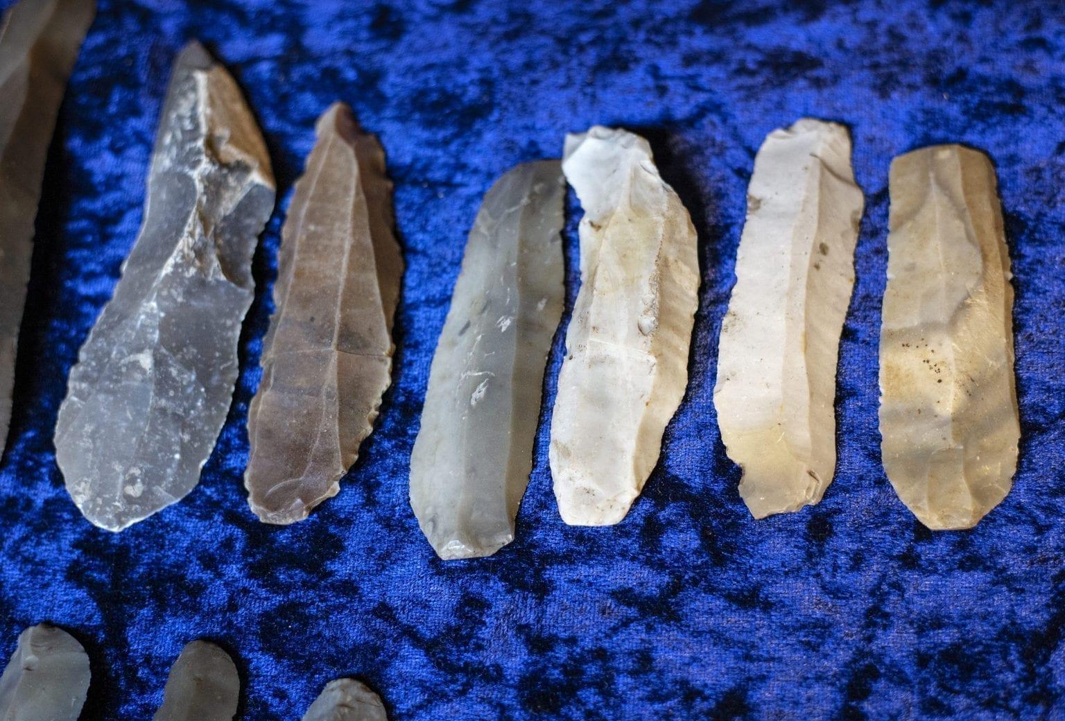 Oldtidens opfindelser - Flinten Foredrag på Klosterlund Museum