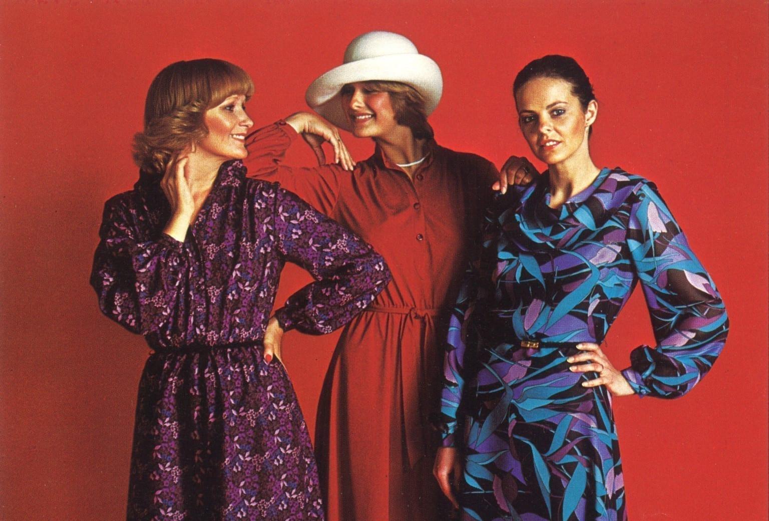 Historisk modeshow og popup butik med Magpie Lane på Tekstilmuseet