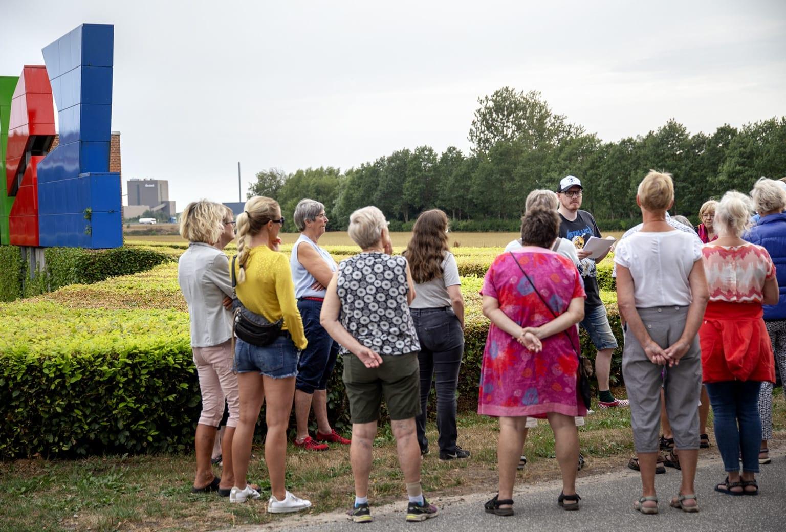 Byvandring i Birk med Museum Midtjylland
