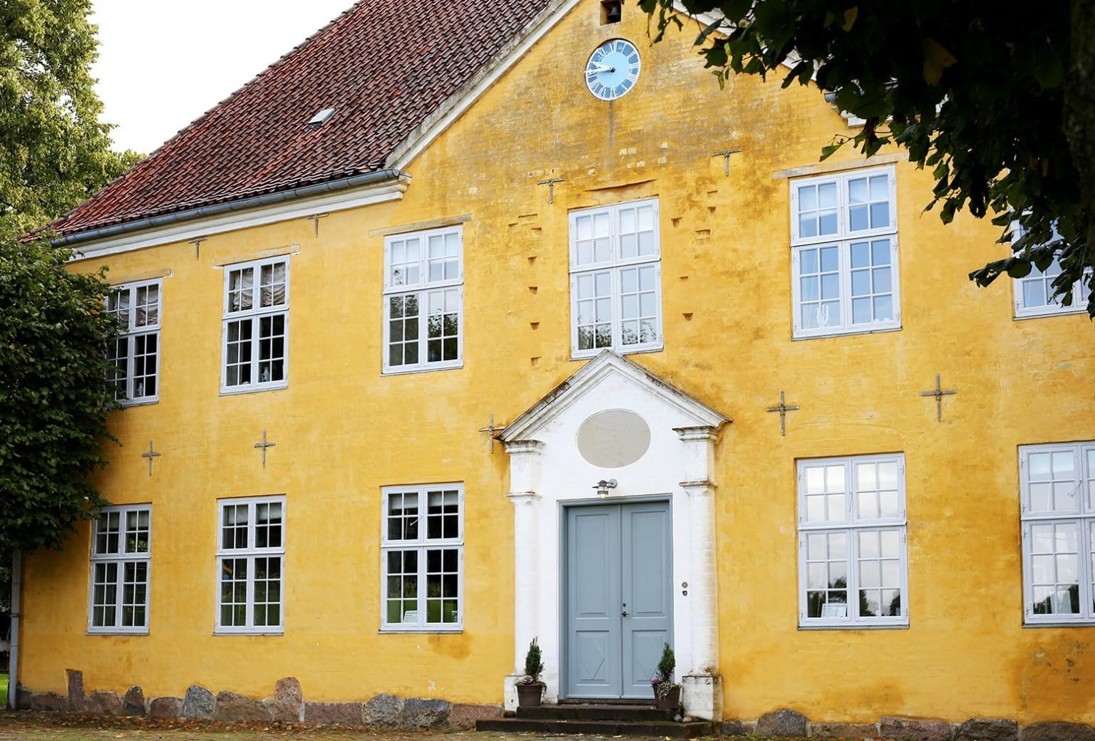 Herregårdenes dag på Herningsholm Museum