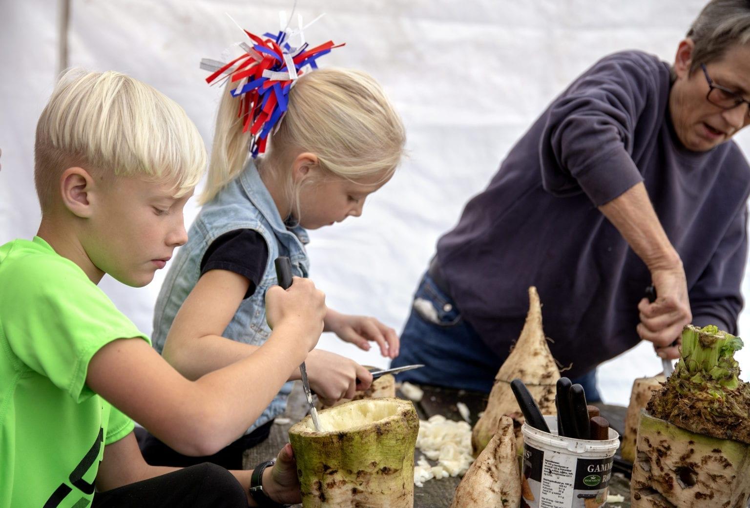 Efterårsferie på Vester Palsgaard Skovmuseum