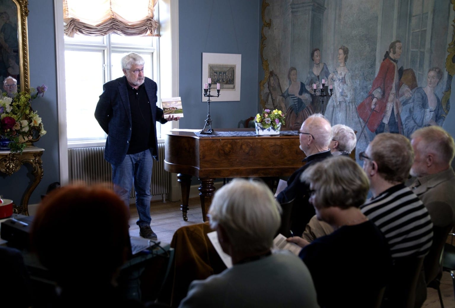 Foredrag på Herningsholm Museum