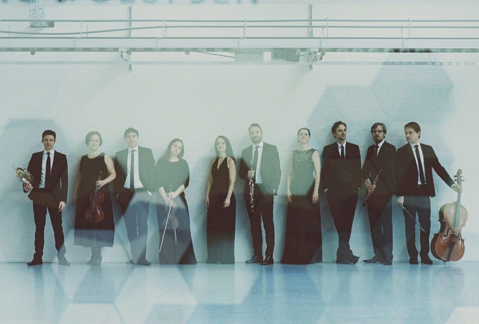 Koncert med Ensemble MidtVest på Klosterlund Museum Improvisation