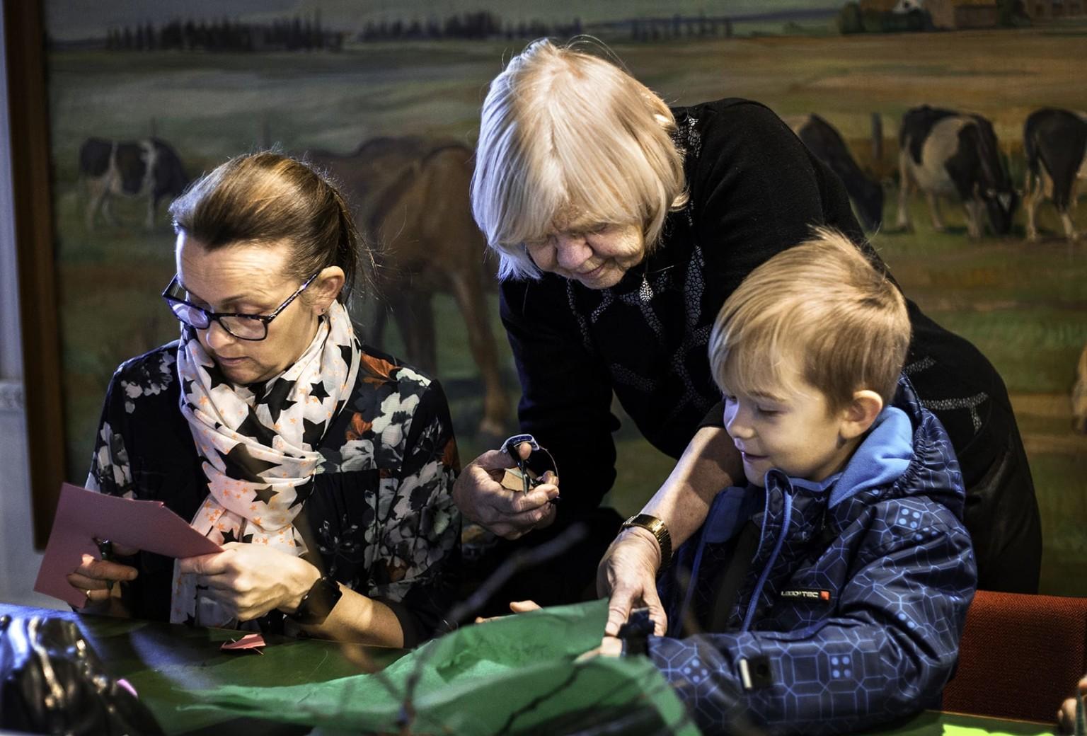 Fastelavn og vinterferiesjov på Frilandsmuseet Herning i uge 7