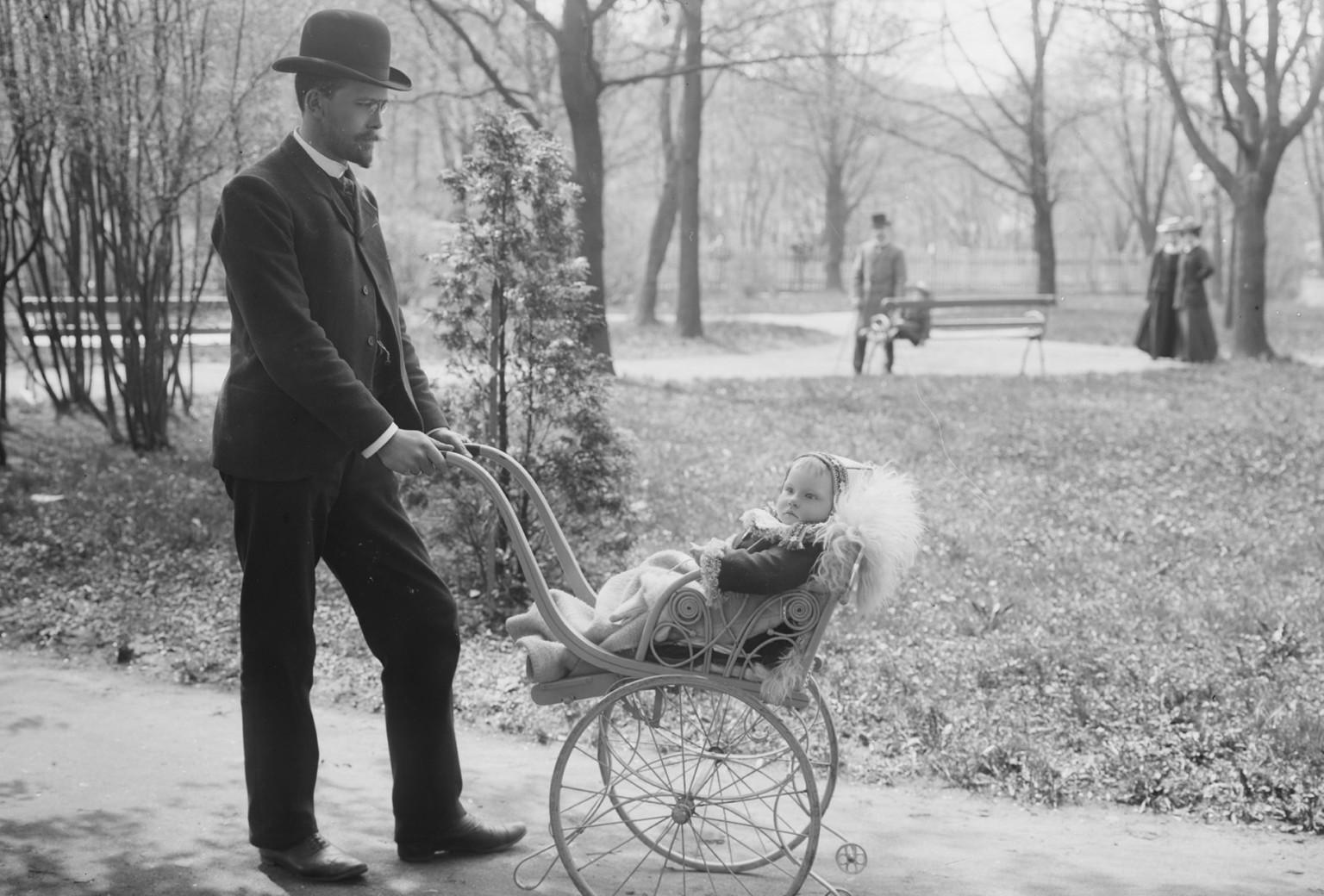 Barnevogsnbyvandring