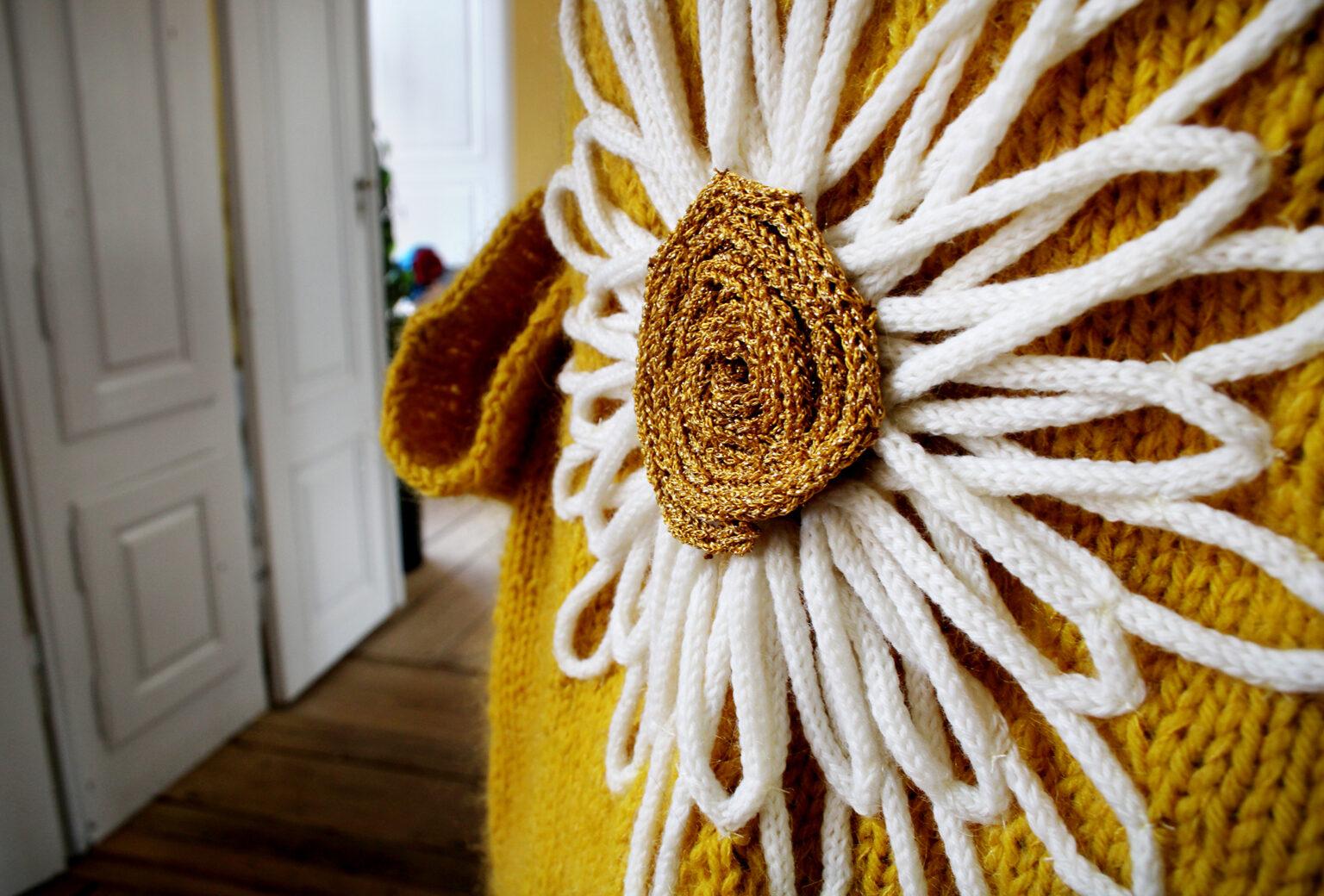 Dronningestrik Særudstilling på Tekstilmuseet